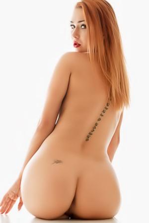 Justyna Monde  nackt